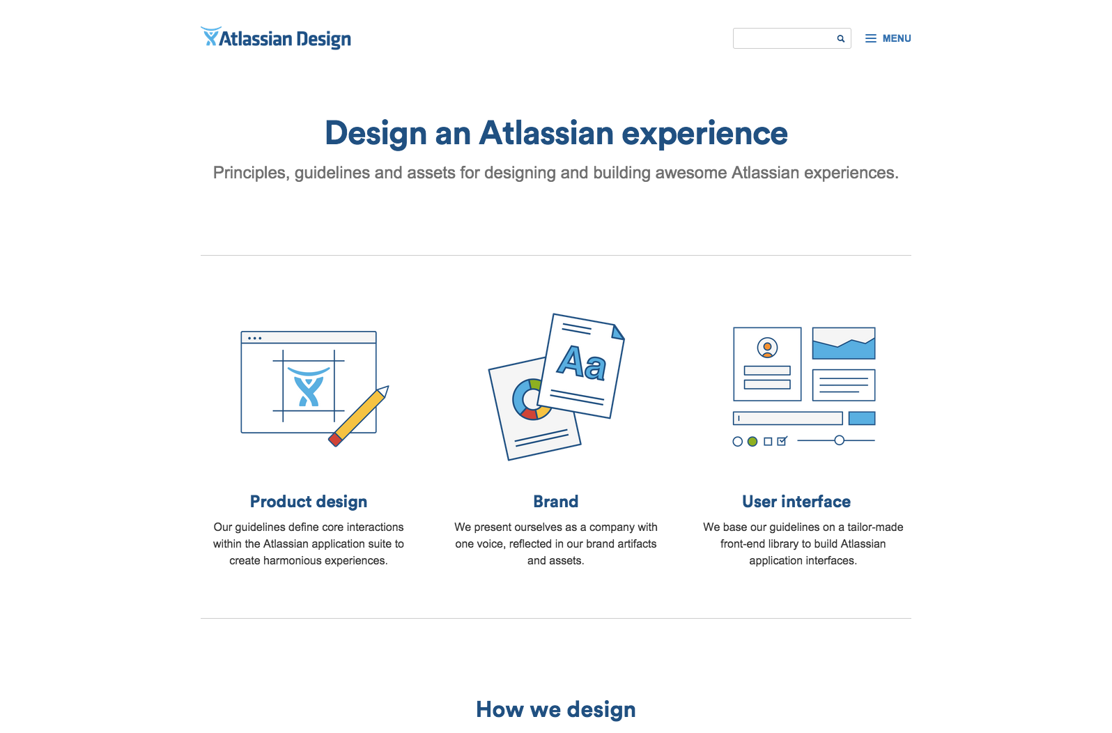 Atlassian Design Guidelines | web-crunch