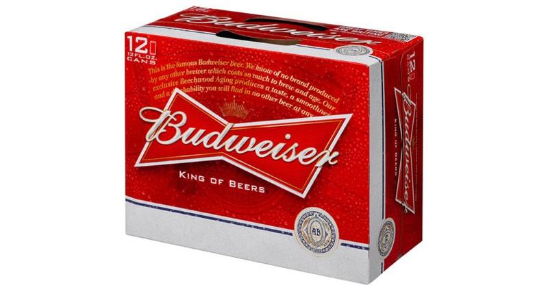 Budweiser 12 pack