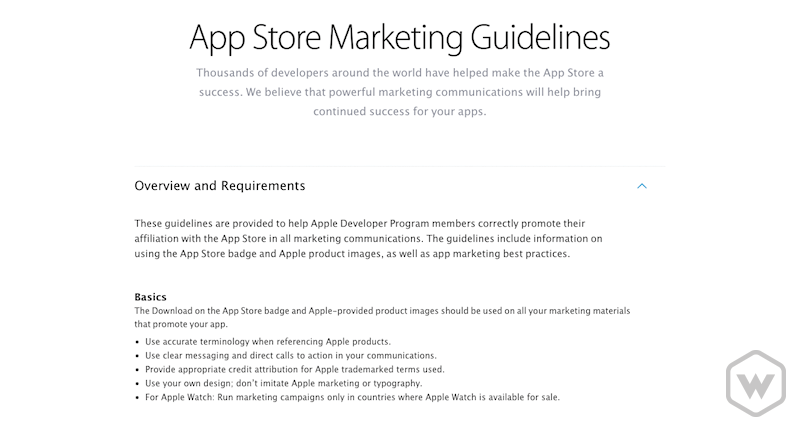 app-store-marketing-guidelines