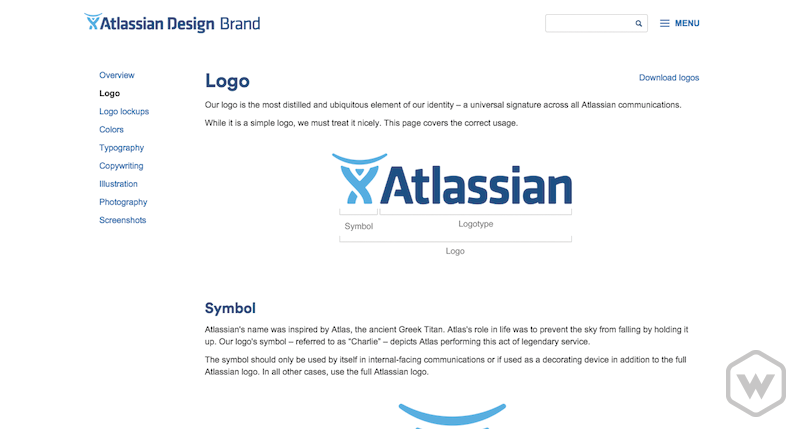 Atlassian brand guidelines