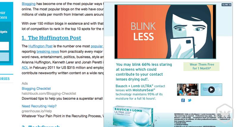autoplaying ads