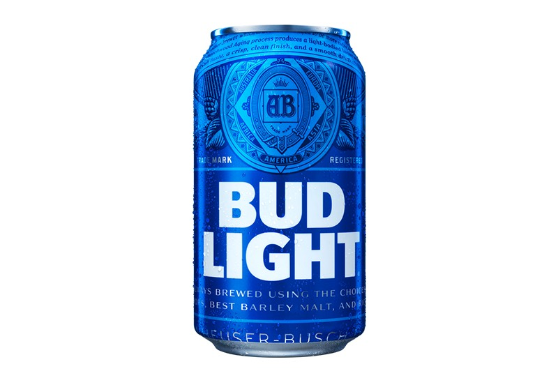 budlight can