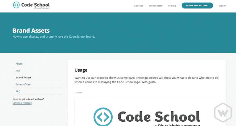 Code School Brand Assets