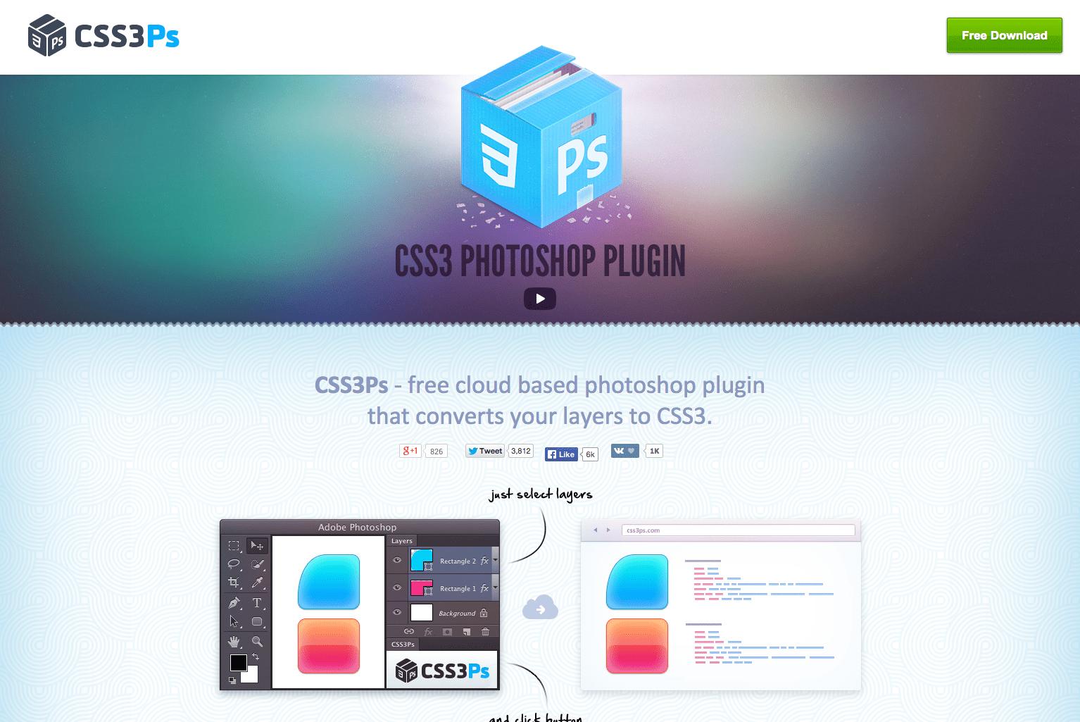 css3-ps-plugin | web-crunch.com