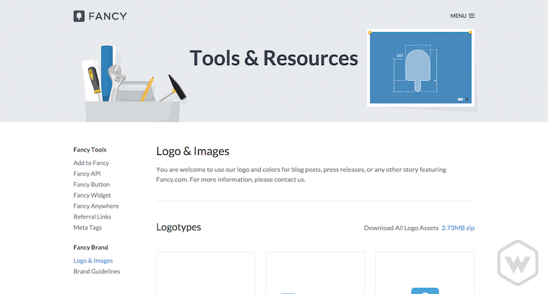 fancy tools and resources