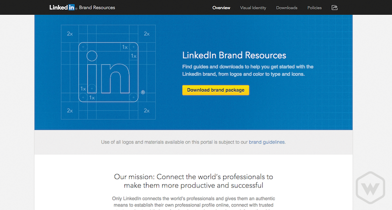 LinkedIn Brand Resources