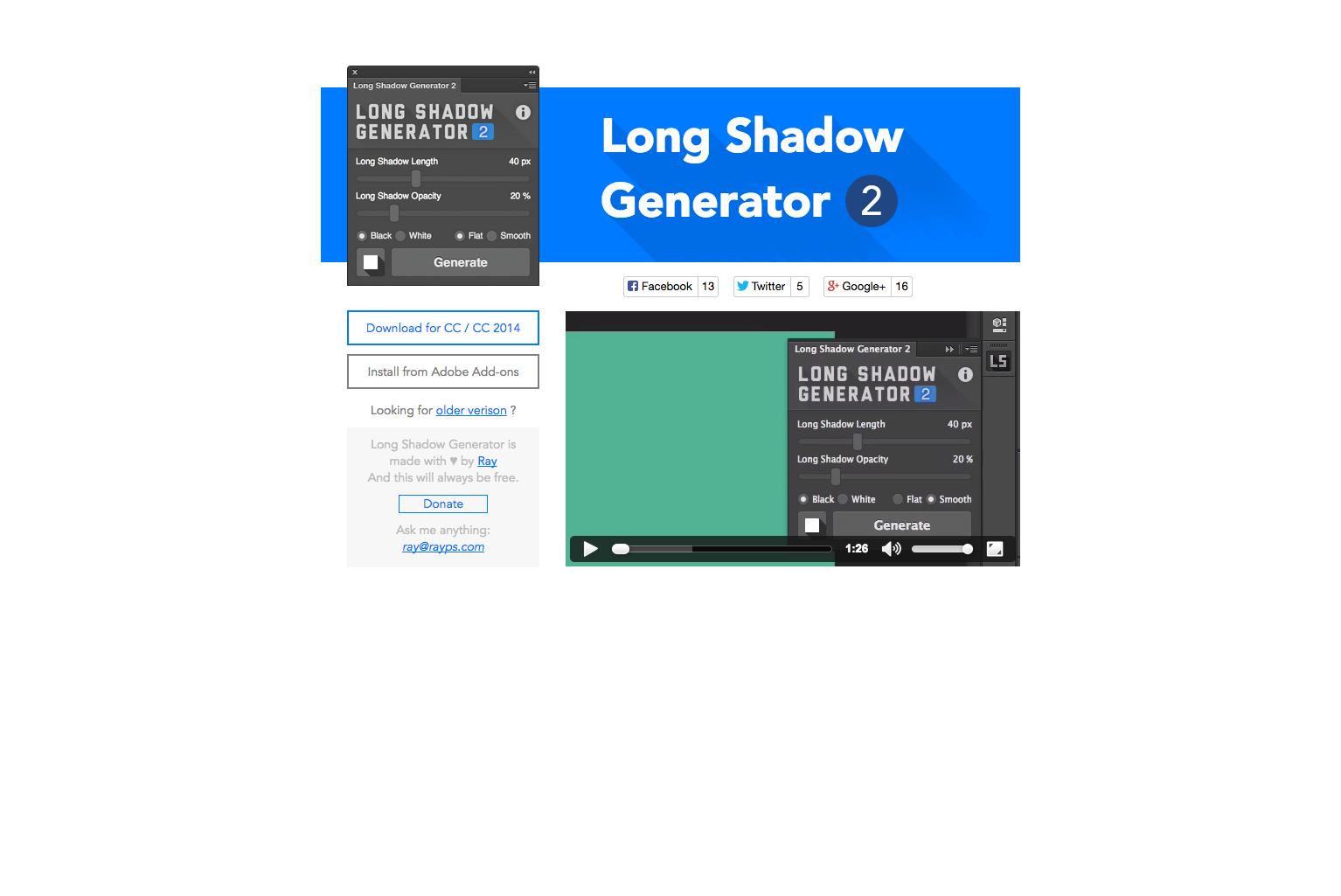 long-shadow-gen-2 | web-crunch.com