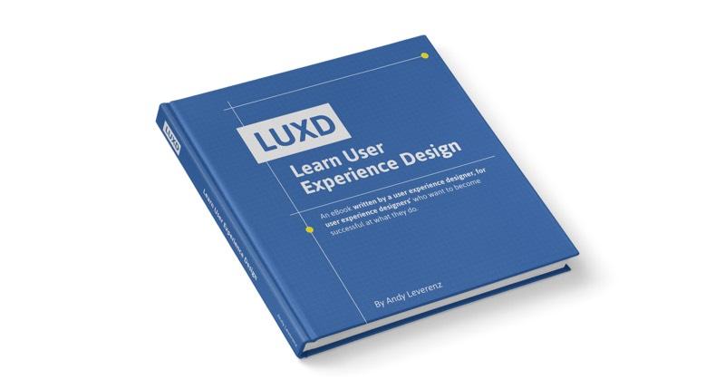 LUXD ebook mockup image