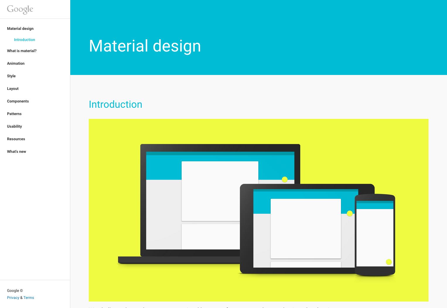 material-design-guidelines | web-crunch.com