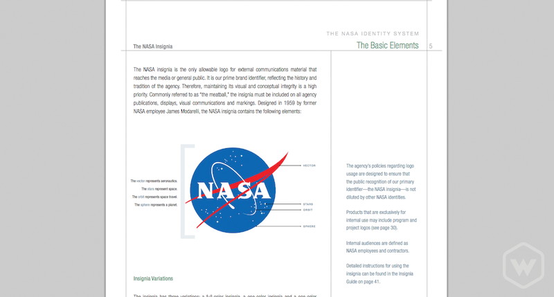 NASA Brand Guidelines