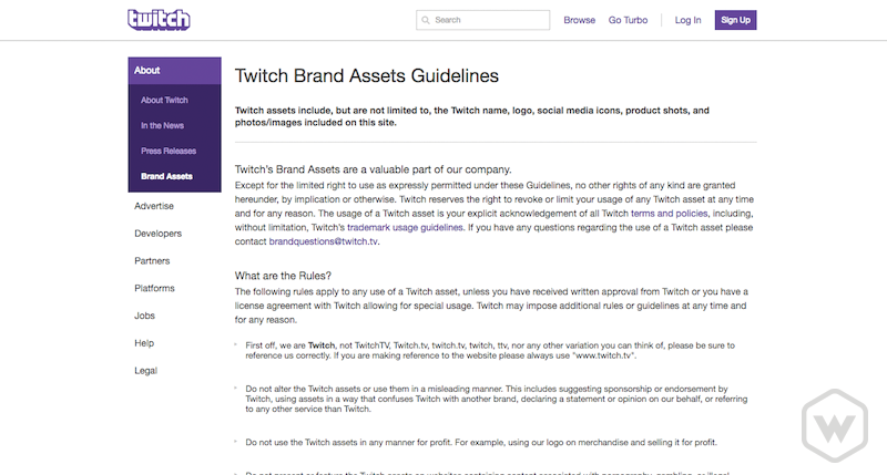 Twitch Brand Assets