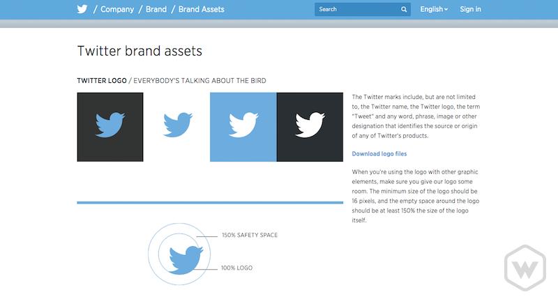 twitter brand assets
