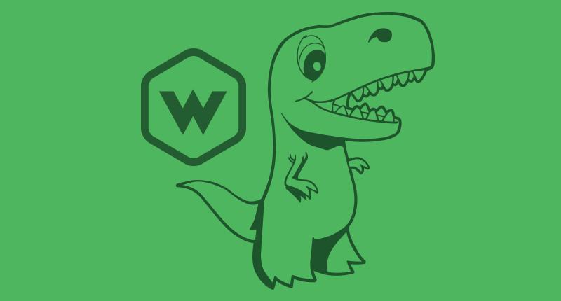 web-crunch mascot